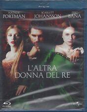 Blu-ray **L'ALTRA DONNA DEL RE** con Eric Bana Scarlett Johansson nuovo 2008