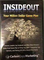 Insideout: Your Million Dollar Game Plan (DVD, 2007)
