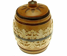 Tobacco Jar by Doulton Lambeth Dates c1895