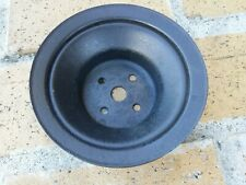 Ford Mustang 1969 XY XW Falcon 250 6cyl water pump pulley. C9ZE-8A528-C Fomoco.