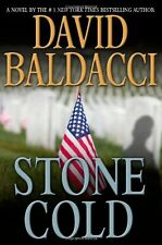Stone Cold (Camel Club) by David Baldacci