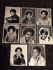 JACKSON 5 Vintage 8X10 PHOTO lot #2 from 16 Magazine Archive-  Tito Marlon