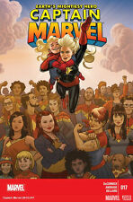 Captain Marvel Uncertified Modern Age Avengers Comics
