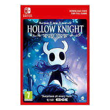 HOLLOW KNIGHT for Nintendo Switch DIGITAL CODE