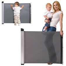 LASCAL Grille de protection d'escaliers pour porte KIDDY GUARD Avant