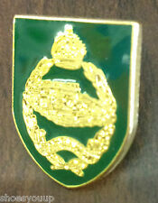 Royal Tank Regiment - MOD Military Approved Army Enamel Badge
