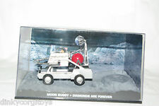 JAMES BOND 007 DIAMONDS ARE FOREVER MOON BUGGY MIB RARE SELTEN