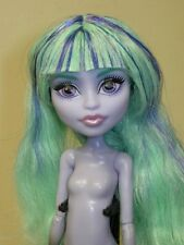 MONSTER HIGH 13 WISHES TWYLA DAUGHTER OF THE BOOGEY MAN NUDE WITH DUSTIN NEW