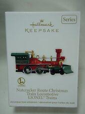 2012 Hallmark Lionel Trains Nutcracker Route Christmas Locomotive #17