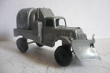 Mexican Mixer Truck - Copy Marx toys - Plastic toy Car - Made in Mexico