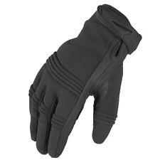 Condor 15252 Touchscreen Tactician Tactile Goatskin Shooting Gloves - Black/8