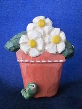 Eddie Walker Magnet Flower Pot ~ Midwest Cannon Falls ~ Excellent