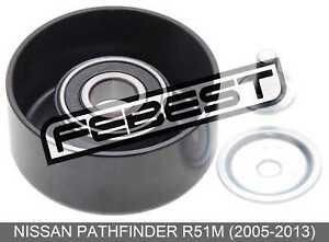 Pulley Tensioner Kit For Nissan Pathfinder R51M (2005-2013)