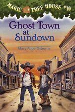 Ghost Town At Sundown (Turtleback School & Library