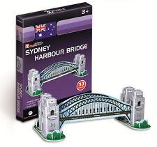 Sydney Bridge 3D Puzzle boys girls Model Paper DIY Educational toys