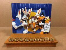 WB Brothers - Looney Tunes Multi Character Menorah - 1996 *Rare* - Hanukkah