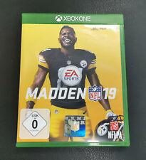 Madden NFL 19 / Microsoft Xbox One / gebraucht / GUT