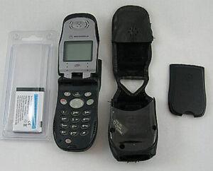 Motorola NexTel i60c Phone Bundle