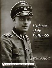 WW2 German Uniforms of the Waffen-SS Vol. 1 Reference Book