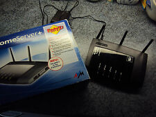 AVM FRITZ!Box 7270 v3 Router, 300 Mbit/s, DECT & WLan Repeater, Media Server
