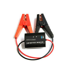 Bluetooth Battery Monitor Cranking Tester Car Motorcycle APP For Android/IOS