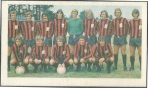 DAILY MIRROR 1971/72 STAR SOCCER SIDES-MIRRORCARD-#49-BOURNEMOUTH TEAM PHOTO