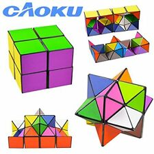 Magic Star Infinite 3D Rubic Cube Game Puzzle Twist Toy Travel Party Kids Gift N
