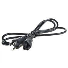 Ac 5ft 3 Prong Long Laptop Power Cord Cable for Hp Pavilion Compaq Presario Envy