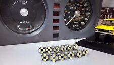 Land Range Rover Classic 2 Door Green LED & Dash Binnacle Dial Instrument Bulbs