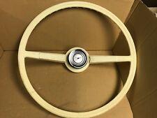 1960s Plymouth steering wheel #2514500