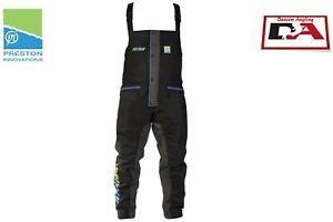 Preston Drifish Waterproof Bib & Brace NEW Match Fishing Clothing