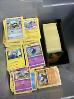 Pokémon Card Lot 100 OFFICIAL TCG Cards - GUARANTEED VINTAGE + GX EX MEGA VMAX V