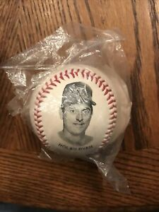 Vintage 1993 MLB Chevron Team Star Fotoballs Nolan Ryan New in Bag See descript