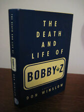 1st Edition DEATH AND LIFE OF BOBBY Z  Don Winslow MYSTERY Thriller CRIME Novel