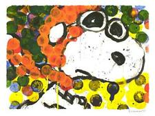 """Tom Everhart """"10 Ways to Drive a SUV"""" Hand Signed Numbered Lithograph Snoopy Art"""