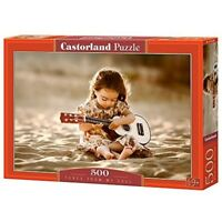 Tunes From My Soul 500 Pieces - Castorland Jigsaw Csb52288pc Puzzle 500piece