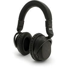 Bluetooth 4.1 Senza Fili Cancellazione Attiva del Rumore Cuffie Headphones Nero