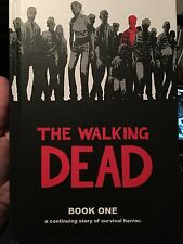 The Walking Dead #1 HC Rare Number 194 Of 300 First Edition Robert Kirkman