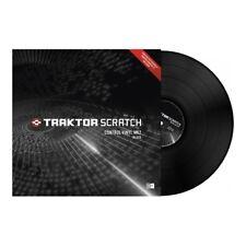 Native Instruments Traktor Scratch Timecode Vinyl MK2 black
