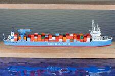 Baco Liner 3  Hersteller Carat 33 ,1:1250 Schiffsmodel