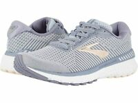 Brooks Adrenaline GTS 20 Grey-Pale Peach-White Women's Shoes - NEW - Choose Size