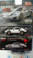 Mini GT Porsche 911 GT2 RS Limited 2400 pcs  (NG95-59)