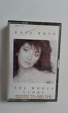 KATE BUSH -THE WHOLE STORY.  ISRAELI  cassette HEBREW COVER