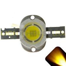 5 x LED 10 Watt Yellow Gold Spot Flood Light Ultra High Power 10w 10watt LEDs w