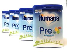 Humana Anfangsmilch Pre Pulver 800 G PZN 16144238