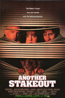ANOTHER STAKEOUT MOVIE POSTER 1993 ROSIE O'DONNELL