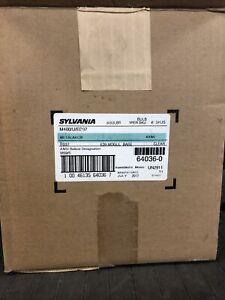 Box Of 6 SYLVANIA M400/U/ED37 E39 Mogul Base Clear Metalarc M59/E 64036-0