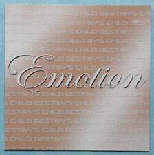 "[BEE GEES] DESTINY'S CHILD~EMOTION~2001 UK 2-TRACK ""PROMO"" 12"" SINGLE [Ref.2]"