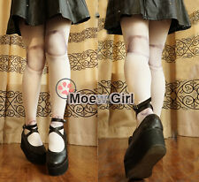 Lolita Girl Harajuku Pantyhose Halloween Punk BJD Zombie Doll Tights Cute Lolita