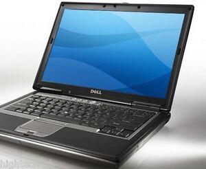 BEST DEAL DELL LATITUDE D620 Intel Core 2 Duo 3 GB RAM 80 GB HDD DVD WIN7 WIFI